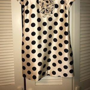 Kate Spade 100% Silk Dress. Size 4.